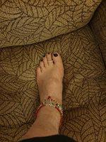 My new toe rings
