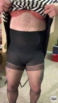 New hose & panties