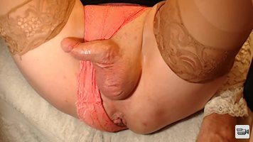 I know your hard cock is going to feel much better than this dildo!!!